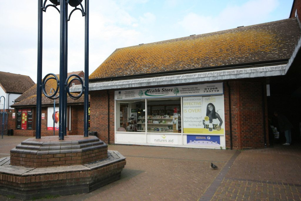 LADYGATE CENTRE, WICKFORD