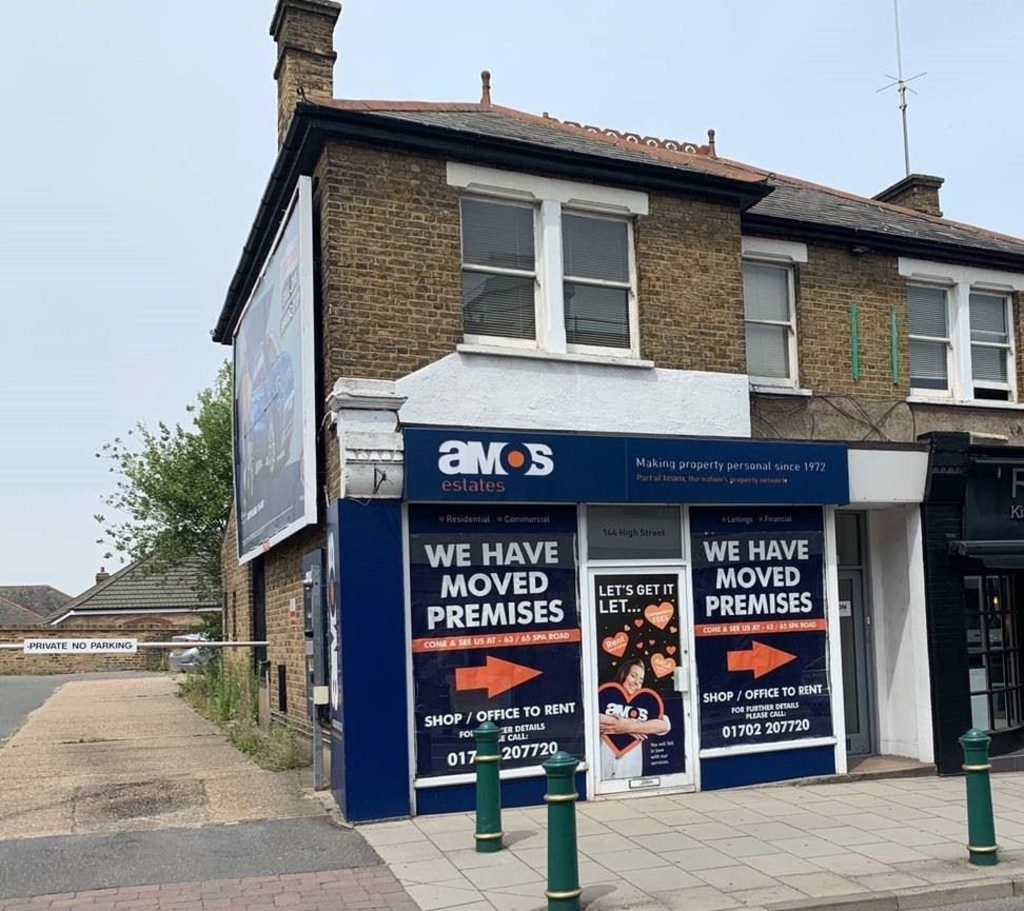 A2 OFFICE TO LET – RAYLEIGH HIGH STREET