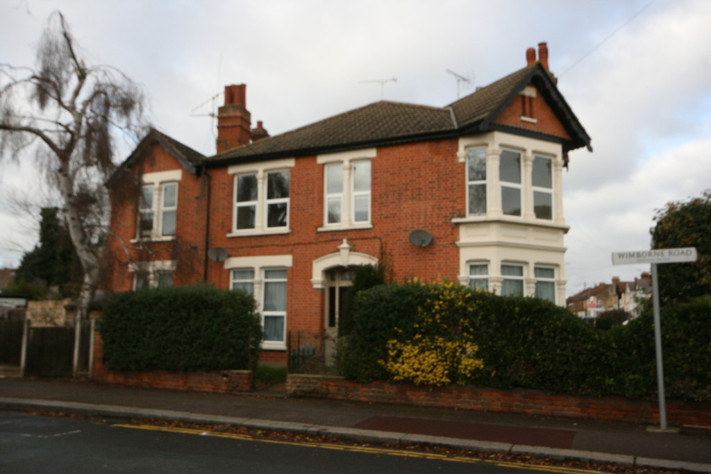 Wimborne Road, Southend-on-Sea